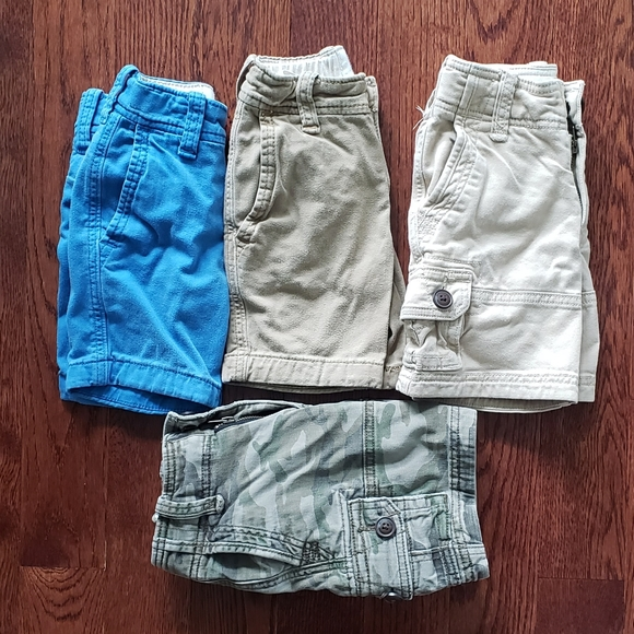 Boys Abercrombie Kids Shorts Sz 3/4